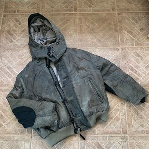 Andrew Marc Winter Hiking goose Down fill jacket